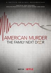 Morderstwo po amerykańsku: Zwyczajna rodzina (2020) plakat