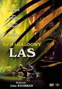 Szmaragdowy las (1985) plakat