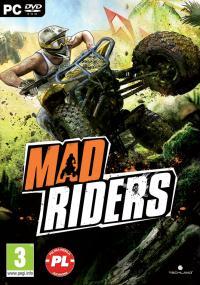 Mad Riders (2012) plakat