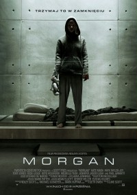 Morgan (2016) plakat