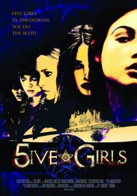 5 dziewczyn (2006) plakat