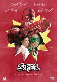 Super (2010) plakat