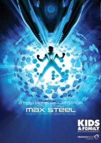 Max Steel (2013) plakat