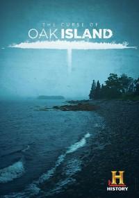 Klątwa Wyspy Dębów (2014) plakat