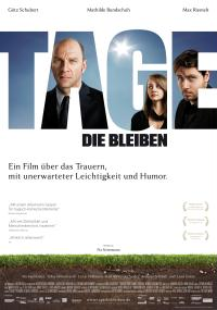 Tage die bleiben (2011) plakat