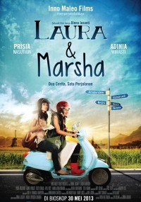 Laura & Marsha (2013) plakat