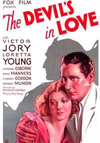 The Devil's in Love (1933) plakat