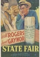 plakat - Jarmark miłości (1933)
