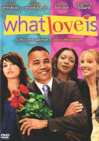 What Love Is (2007) plakat