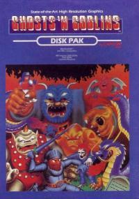 Ghosts 'n Goblins (1985) plakat