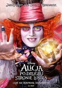 Alicja po drugiej stronie lustra (2016) plakat
