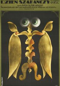 Dzień szarańczy (1975) plakat