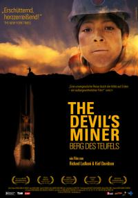 The Devil's Miner (2005) plakat