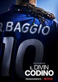 Roberto Baggio: Boski Kucyk (2021) plakat