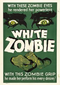 Białe Zombie (1932) plakat