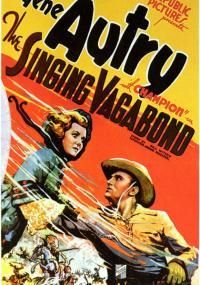 The Singing Vagabond (1935) plakat