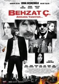 Behzat Ç. Ankara Yanıyor (2013) plakat