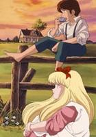 Kaze no Naka no Shoujo Kinpatsu no Jeanie (1992) plakat