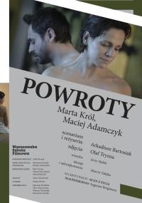 Powroty (2015) plakat