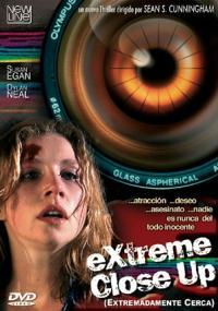 XCU: Extreme Close Up (2001) plakat
