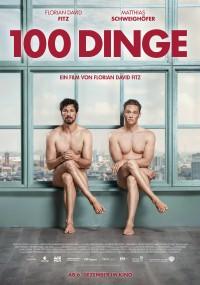 100 rzeczy (2018) plakat