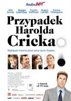 plakat - Przypadek Harolda Cricka (2006)