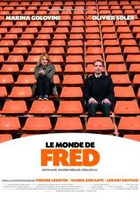 Le monde de Fred (2014) plakat