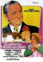 El Abuelo tiene un plan (1973) plakat