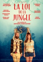 plakat - Prawo dżungli (2016)