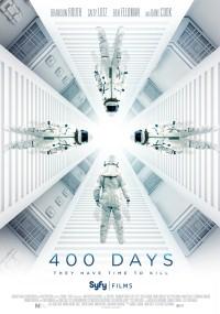 400 Days (2015) plakat