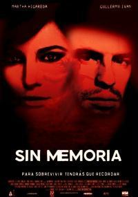 Sin memoria (2010) plakat