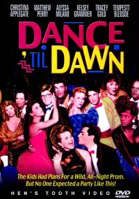 Dance 'Til Dawn (1988) plakat