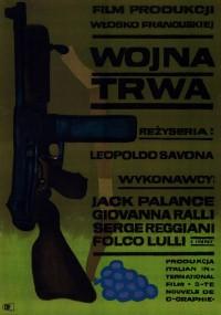 Wojna trwa (1962) plakat