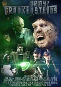 Army of Frankensteins (2013) plakat