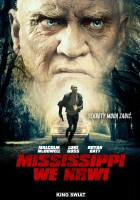 plakat - Mississippi we krwi (2017)