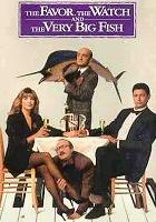 Przysługa, zegarek i bardzo duża ryba (1991) plakat