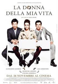 Kobieta mojego życia (2010) plakat