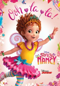 Fancy Nancy Clancy (2018) plakat