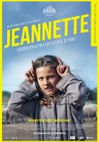 plakat - Jeannette. Dzieciństwo Joanny d'Arc (2017)