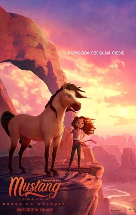 Mustang z Dzikiej Doliny: Droga do wolności (2021) - Filmweb