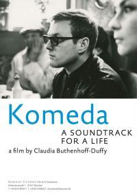 Krzysztof Komeda - muzyczne ścieżki życia (2009) plakat