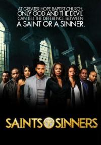 Saints & Sinners (2016) plakat