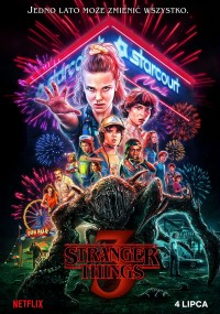Stranger Things (2016) plakat