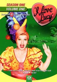 Kocham Lucy (1951) plakat