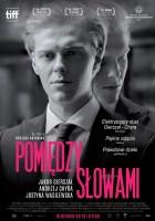 plakat - Pomiędzy słowami (2017)