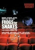 plakat - Żaby za węże (1998)