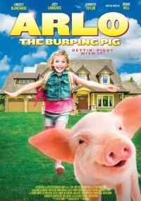 Arlo: The Burping Pig (2016) plakat