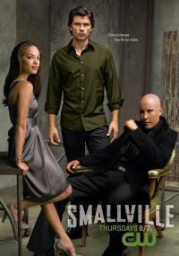 Tajemnice Smallville (2001) plakat