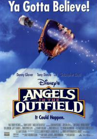 Anioły na boisku (1994) plakat