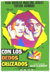 Catch Me a Spy (1971) plakat